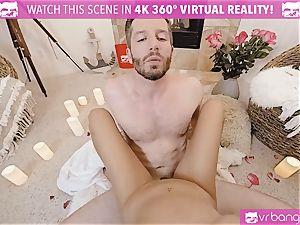 VR porn - Thanksgiving Dinner becomes ultra-kinky boinking