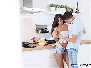 Teeny lovers - Nita starlet - voluptuous morning