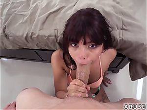 aggressive extraordinary injections Gina Valentina Has always desired to be plowed firm and raunchy.