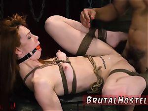 brutal ass porking and throat piss desperation restrain bondage handsome youthfull ladies, Alexa Nova and