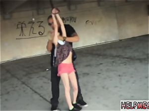 extreme kinky anal and fierce jizm She takes a hold and he surprises her with handcuffs.