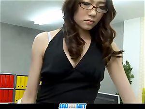 Subtitles - boss plumbed her asian assistant Ibuki