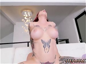 cougar comrade s daughter-in-law orgy Making My Step-Mom drizzle