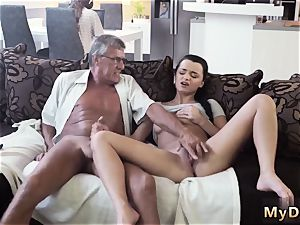 nubile bangs younger companion pal s step-sister and gets romped in motel room gonzo What would